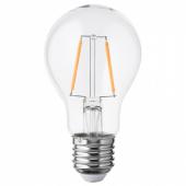 ЛУННОМ Светодиод E27 100 лм,шаровидный прозрачное стекло